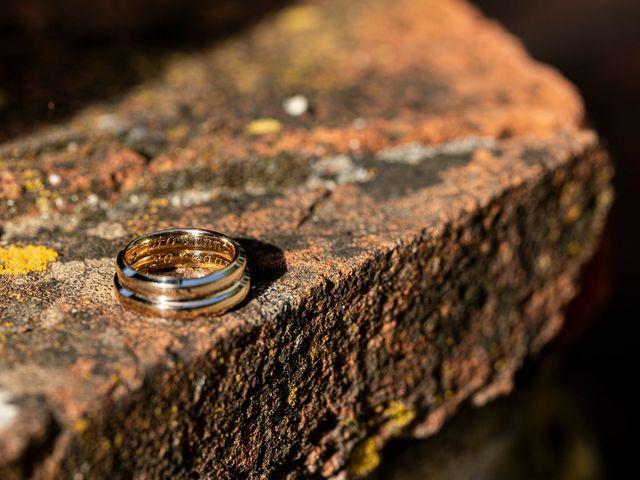 Il matrimonio di Giovanni e Loredana a Chiusdino, Siena 3