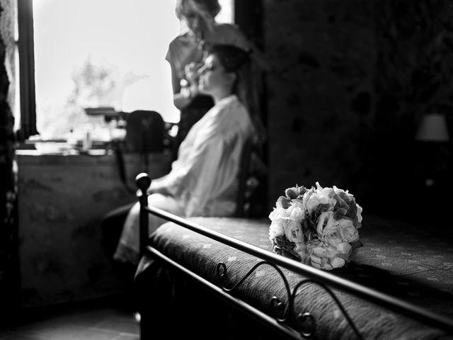 Il matrimonio di Giovanni e Loredana a Chiusdino, Siena 5