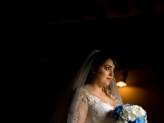 Il matrimonio di Giovanni e Loredana a Chiusdino, Siena 12