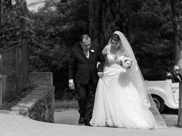 Il matrimonio di Giovanni e Loredana a Chiusdino, Siena 18
