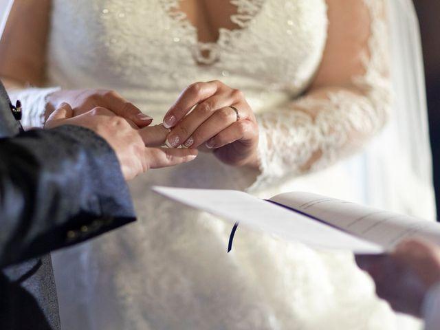 Il matrimonio di Giovanni e Loredana a Chiusdino, Siena 21