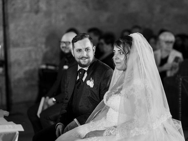 Il matrimonio di Giovanni e Loredana a Chiusdino, Siena 22