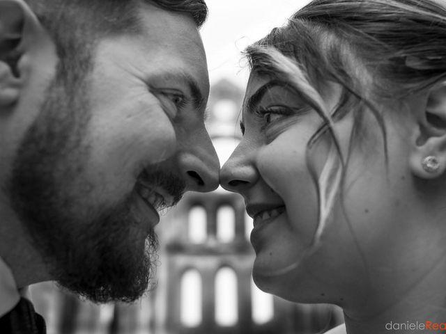Il matrimonio di Giovanni e Loredana a Chiusdino, Siena 28