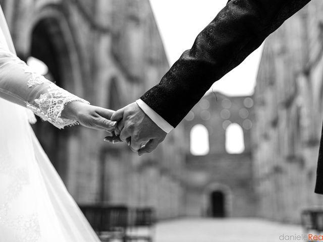 Il matrimonio di Giovanni e Loredana a Chiusdino, Siena 29