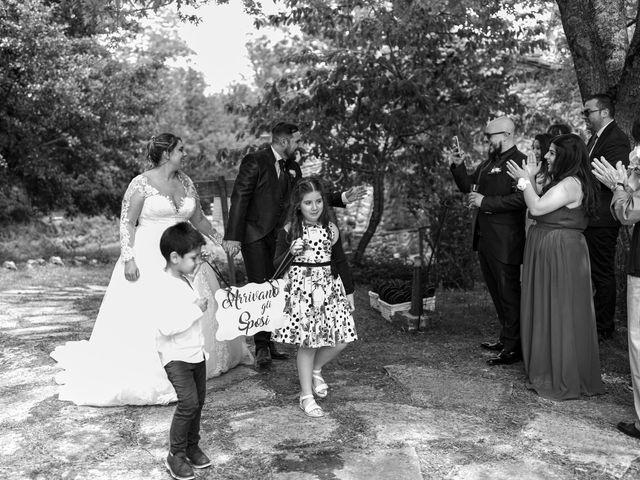 Il matrimonio di Giovanni e Loredana a Chiusdino, Siena 33