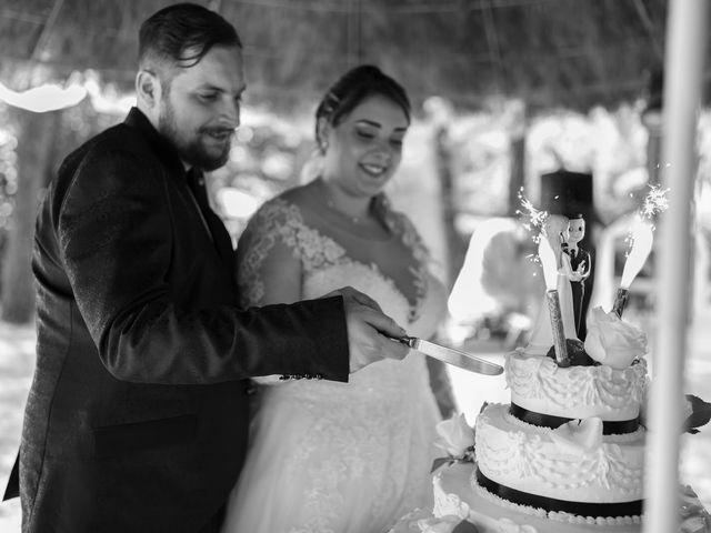 Il matrimonio di Giovanni e Loredana a Chiusdino, Siena 35