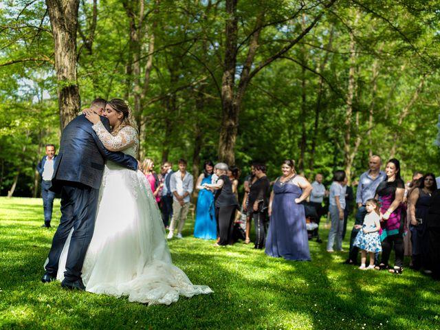 Il matrimonio di Giovanni e Loredana a Chiusdino, Siena 36