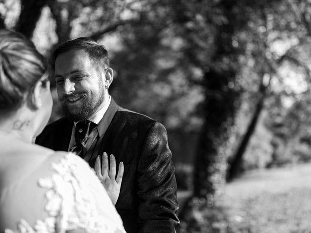 Il matrimonio di Giovanni e Loredana a Chiusdino, Siena 39