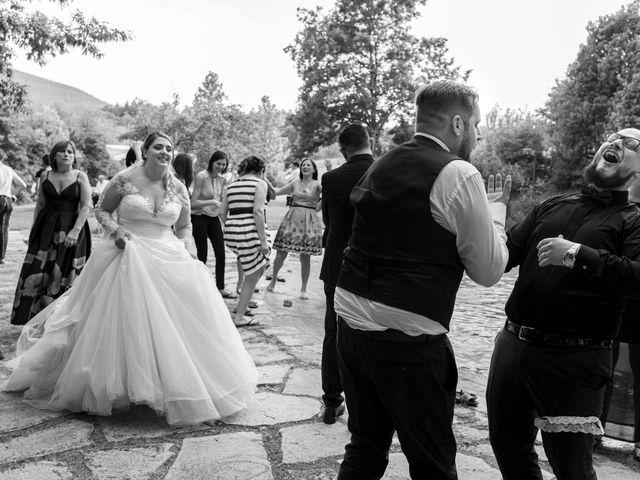Il matrimonio di Giovanni e Loredana a Chiusdino, Siena 42