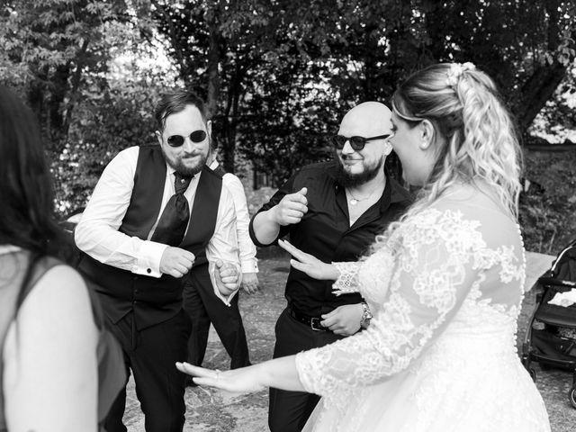 Il matrimonio di Giovanni e Loredana a Chiusdino, Siena 45