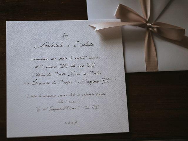 Il matrimonio di Gabriele e Silvia a Pistoia, Pistoia 2