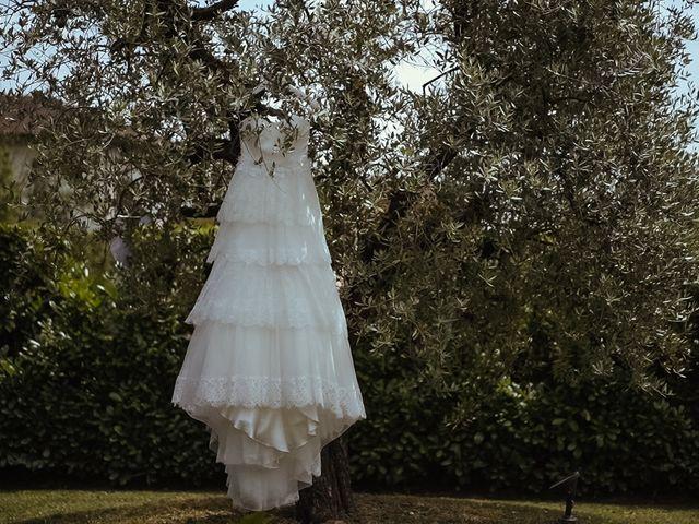 Il matrimonio di Gabriele e Silvia a Pistoia, Pistoia 4