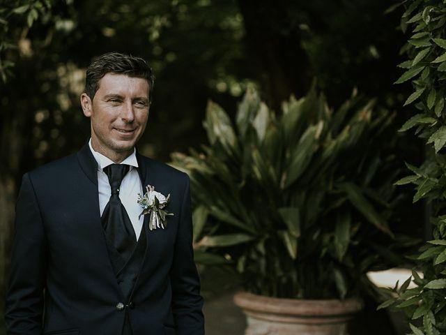 Il matrimonio di Gabriele e Silvia a Pistoia, Pistoia 9