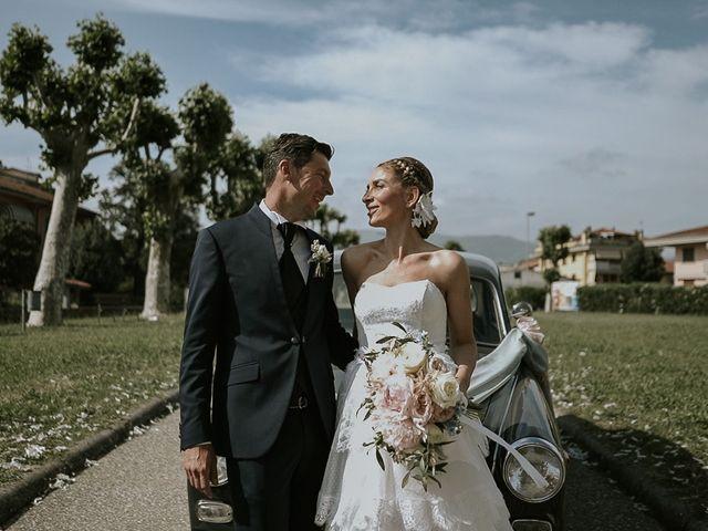 Il matrimonio di Gabriele e Silvia a Pistoia, Pistoia 8