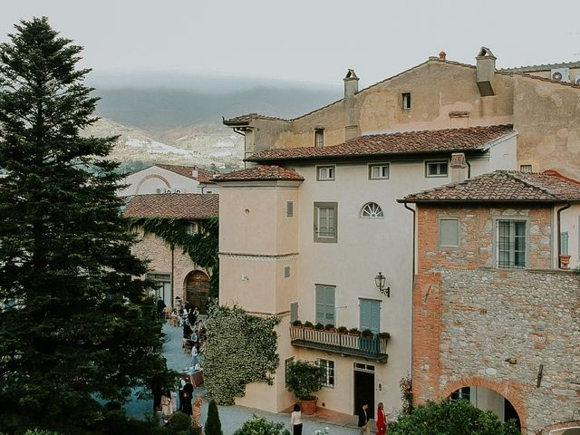 Il matrimonio di Gabriele e Silvia a Pistoia, Pistoia 22