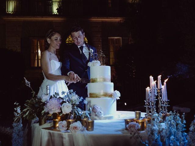 Il matrimonio di Gabriele e Silvia a Pistoia, Pistoia 31