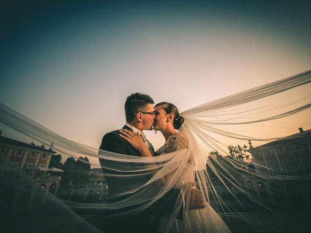 Le nozze di Katiuscia e Salvatore
