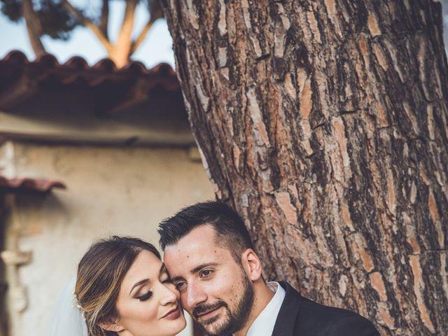 Il matrimonio di Alberto e Giulia a Roma, Roma 1