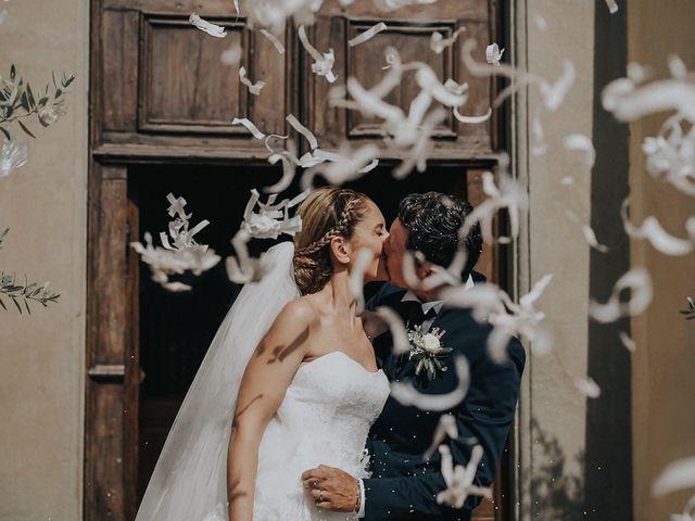 Il matrimonio di Gabriele e Silvia a Pistoia, Pistoia 7