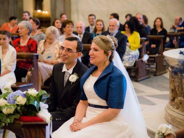 Il matrimonio di Ivan e Floriana a Mercenasco, Torino 19