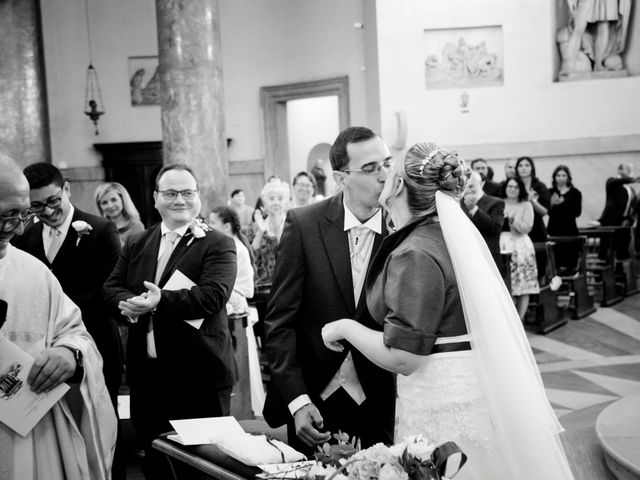 Il matrimonio di Ivan e Floriana a Mercenasco, Torino 20