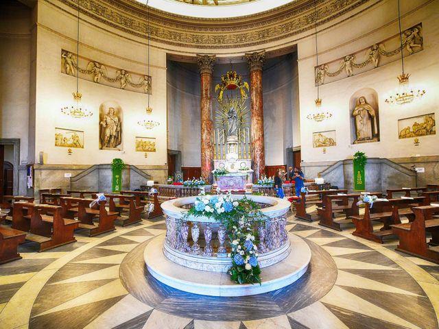 Il matrimonio di Ivan e Floriana a Mercenasco, Torino 21