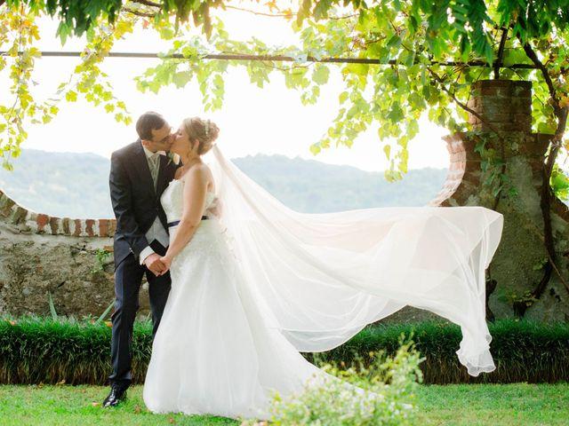 Il matrimonio di Ivan e Floriana a Mercenasco, Torino 36