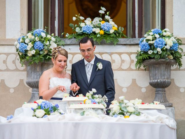 Il matrimonio di Ivan e Floriana a Mercenasco, Torino 41