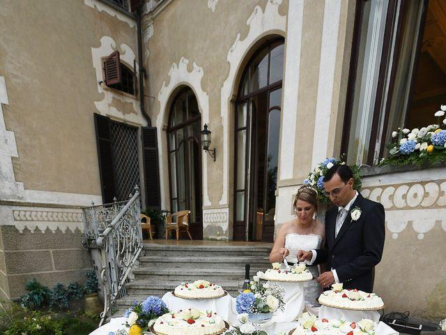 Il matrimonio di Ivan e Floriana a Mercenasco, Torino 42