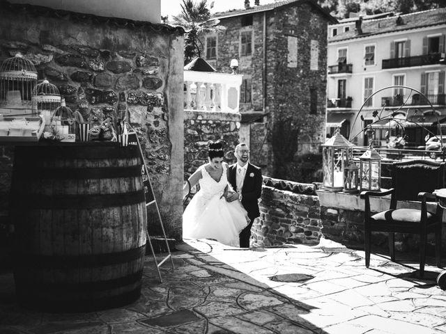 Il matrimonio di Marco e Alessia a Ventimiglia, Imperia 19