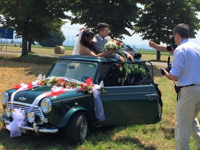 Il matrimonio di Daniele e Nadia a Voghera, Pavia 36
