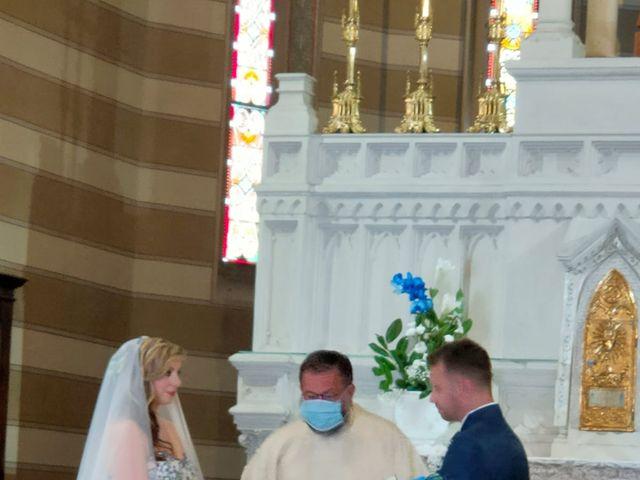 Il matrimonio di Nicola e Clarissa a Trezzo sull'Adda, Milano 2