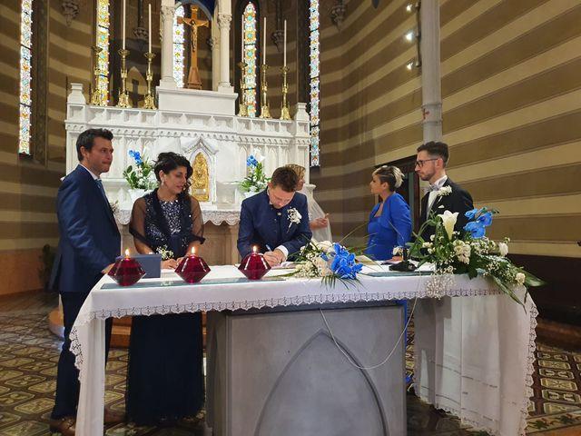 Il matrimonio di Nicola e Clarissa a Trezzo sull'Adda, Milano 18