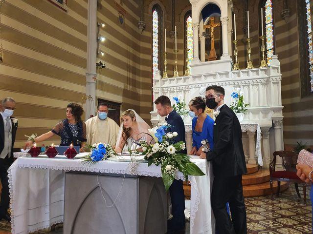 Il matrimonio di Nicola e Clarissa a Trezzo sull'Adda, Milano 19