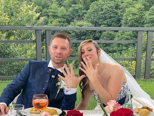 Il matrimonio di Nicola e Clarissa a Trezzo sull'Adda, Milano 21