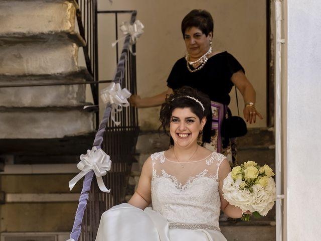 Il matrimonio di Lorenzo e Lucia a Gravellona Toce, Verbania 33