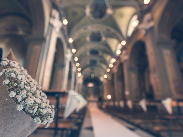 Il matrimonio di Lorenzo e Lucia a Gravellona Toce, Verbania 37