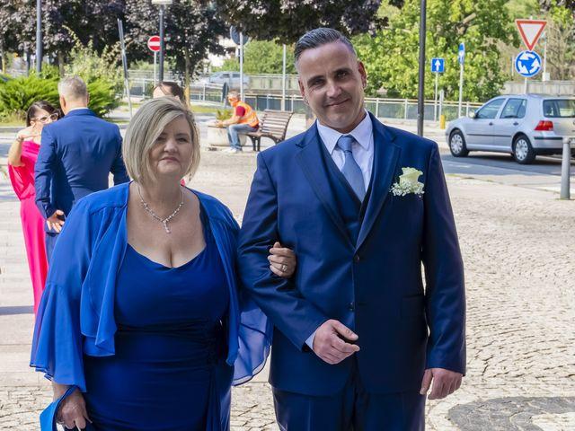 Il matrimonio di Lorenzo e Lucia a Gravellona Toce, Verbania 39