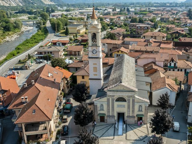 Il matrimonio di Lorenzo e Lucia a Gravellona Toce, Verbania 43
