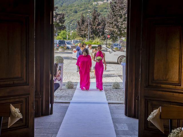 Il matrimonio di Lorenzo e Lucia a Gravellona Toce, Verbania 45