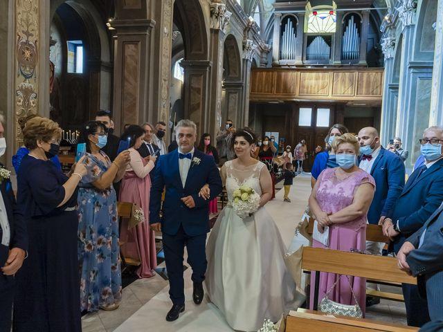 Il matrimonio di Lorenzo e Lucia a Gravellona Toce, Verbania 46