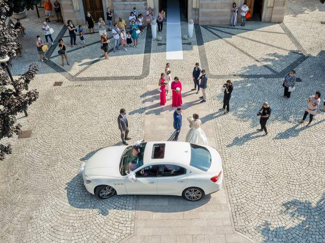 Il matrimonio di Lorenzo e Lucia a Gravellona Toce, Verbania 47