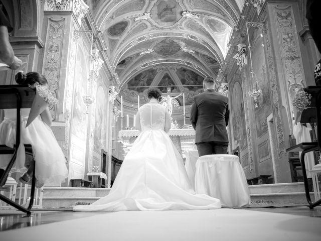 Il matrimonio di Lorenzo e Lucia a Gravellona Toce, Verbania 48