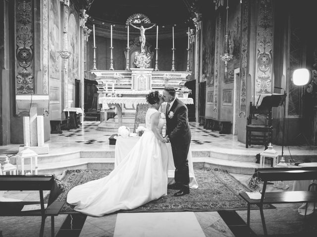 Il matrimonio di Lorenzo e Lucia a Gravellona Toce, Verbania 49