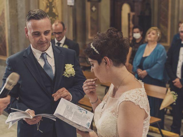 Il matrimonio di Lorenzo e Lucia a Gravellona Toce, Verbania 52