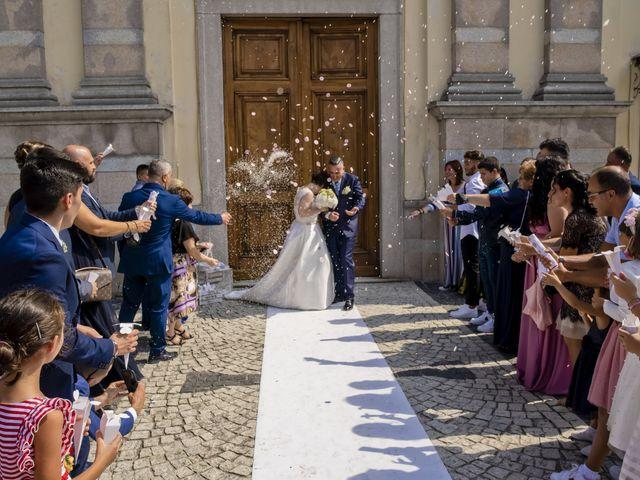 Il matrimonio di Lorenzo e Lucia a Gravellona Toce, Verbania 55