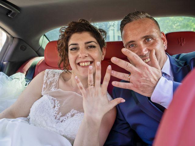 Il matrimonio di Lorenzo e Lucia a Gravellona Toce, Verbania 56