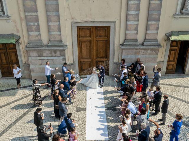 Il matrimonio di Lorenzo e Lucia a Gravellona Toce, Verbania 59