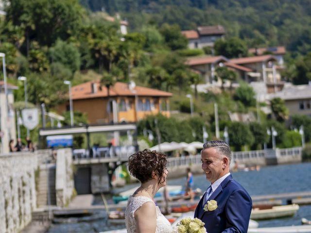 Il matrimonio di Lorenzo e Lucia a Gravellona Toce, Verbania 62
