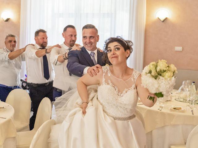 Il matrimonio di Lorenzo e Lucia a Gravellona Toce, Verbania 73